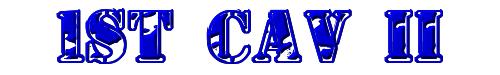 1st Cav II