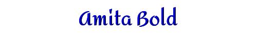 Amita Bold