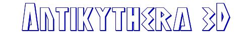 Antikythera 3D