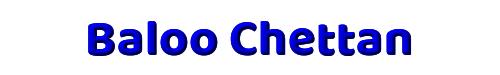 Baloo Chettan