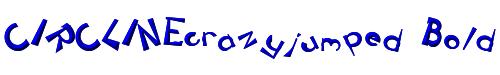 CIRCLINEcrazyjumped Bold
