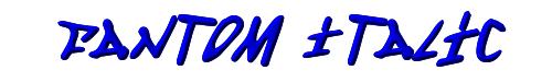 Fantom Italic