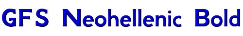 GFS Neohellenic Bold