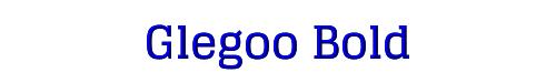 Glegoo Bold