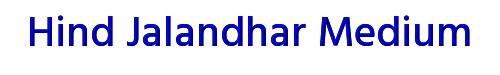 Hind Jalandhar Medium