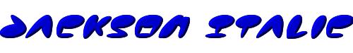Jackson Italic