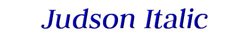 Judson Italic