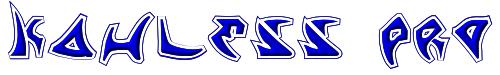 Kahless Pro