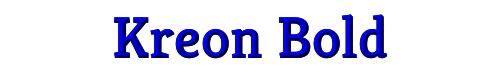 Kreon Bold