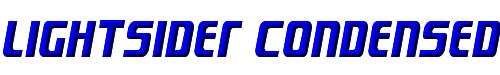 Lightsider Condensed