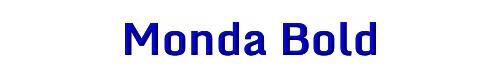 Monda Bold
