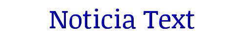 Noticia Text