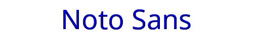Noto Sans