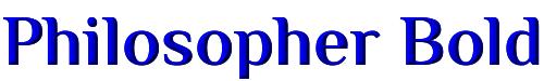 Philosopher Bold
