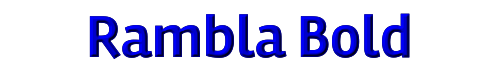 Rambla Bold