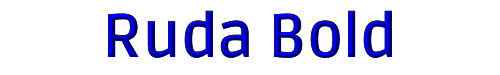Ruda Bold