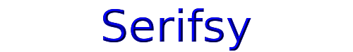 Serifsy