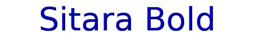 Sitara Bold