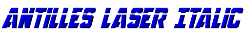 Antilles Laser Italic