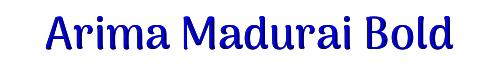 Arima Madurai Bold