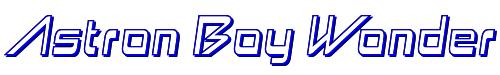 Astron Boy Wonder