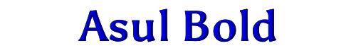 Asul Bold