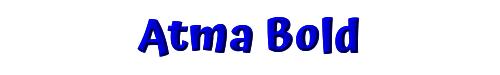 Atma Bold