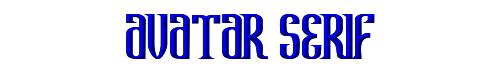 Avatar Serif