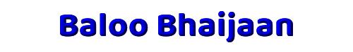 Baloo Bhaijaan