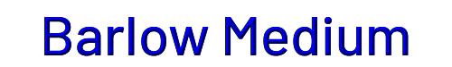 Barlow Medium