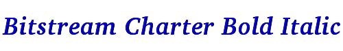 Bitstream Charter Bold Italic