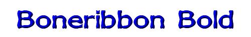 Boneribbon Bold
