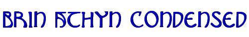Brin Athyn Condensed