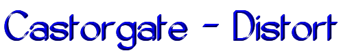 Castorgate - Distort