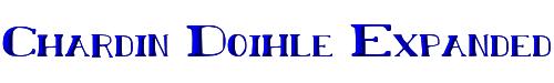 Chardin Doihle Expanded