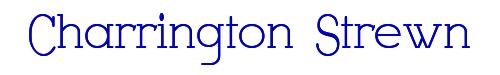 Charrington Strewn