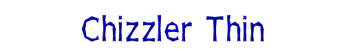 Chizzler Thin