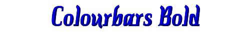 Colourbars Bold