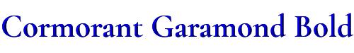 Cormorant Garamond Bold