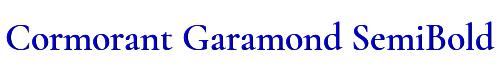 Cormorant Garamond SemiBold