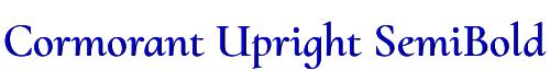 Cormorant Upright SemiBold