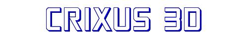 Crixus 3D