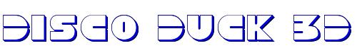 Disco Duck 3D