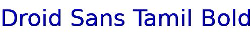 Droid Sans Tamil Bold