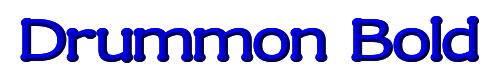 Drummon Bold
