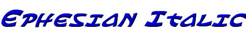 Ephesian Italic
