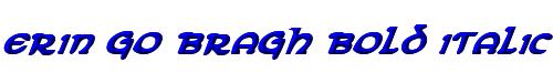 Erin Go Bragh Bold Italic