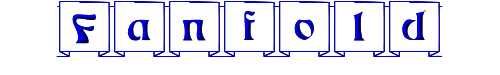 Fanfold