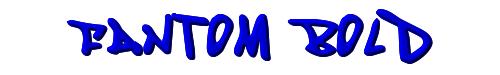 Fantom Bold