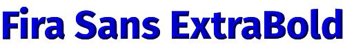 Fira Sans ExtraBold